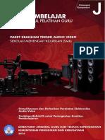 J Teknik Audio Video_Pemeliharaan Dan Perbaikan Peralatan Elektronika Audio Video
