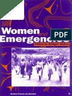 Women and Emergencies
