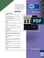 2001 Control Panel(GB)