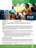 List of Participants - 3rd Lirt - March 2009[1] | Tanzania