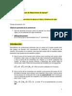 C-4 de MM1 Cálculo de R. de Apoyos en Vigas.