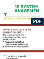 Office System Mamanagement[1] (1)