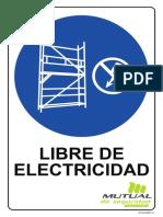 Andamio Libre de Electricidad