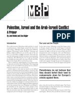 palestine-israel primer merip