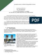 Articol Aicps -Cladire Rezidentiala Protejata Seismic Cu Izolatori de Tip Pendul Cu Frecare