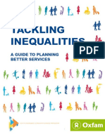 Tackling Inequalities