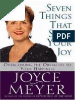 Living Beyond Your Feelings - Joyce Meyer | Forgiveness | Soul