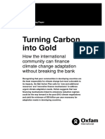 Turning Carbon into Gold