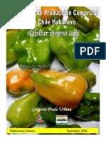 Manual de Chile Habanero