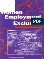 Women Employment and Exclusion