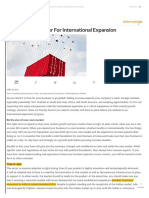 0A_5 Things to Consider for International Expansion