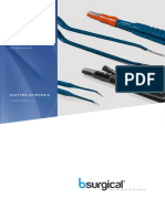 bsurgical electrosurgical instruments, monopolar and bipolar forceps
