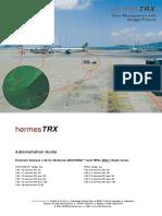 HermesTRX Manual 350