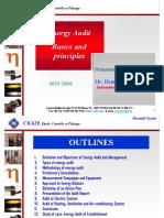 Energy Audit in Building