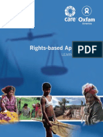 Rights-based Approaches