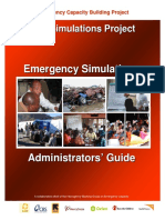 Emergency Simulations