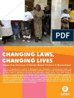 Changing Laws, Changing Lives