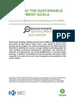 Financing the Sustainable Development Goals