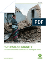 For Human Dignity