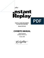 360 Systems Instant Replay DR554