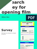 Survey PPT