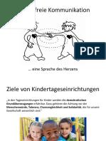 PPP Gewaltfreie Kommunikation Bockisch