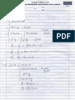 微积分作业7解答