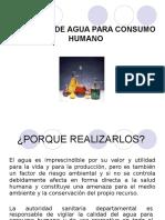 Analisis Fisicoquimico y Microbiologico