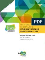 Relatório de Gestao FSA 2015_07-02-17