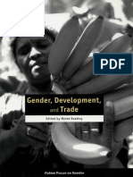 Gender, Development, and Trade