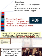 napoleon bonaparte and the congress of vienna