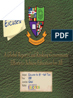 Global School Report 2008