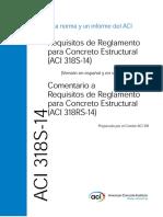 ACI 318-14 Español