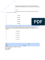 Dalam Persamaan Reaksi Yang Setara Berlaku Perbandingan Mol Sama Dengan Perbandingan Koefisien