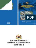 Blue Print Rangkaian Jalan Raya RMK-9_1