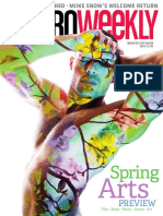 Metro Weekly - 03-10-16 - The Spring Arts Preview