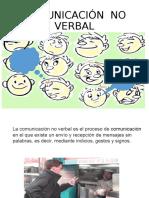 Comunicacion No Verval