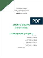 Cuento Grupal 1