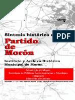Sintesis Historica Moron