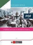 Perú - Programa Curricular Educacion Primaria 2017