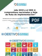 Presentación ODS2