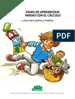 Dificultades de Aprendizaje relacionadas con el cálculo.pdf