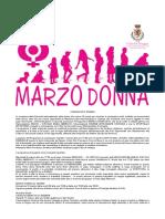 programma Marzo Donna 2017 - Chioggia