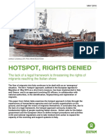 Hotspots, Rights Denied