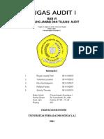 Tanggung Jawab Tujuan Audit Kelompok V.docx