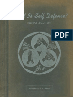 Kempo Jujitsu (What is Self defense)