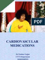 Cardiovascular Medications