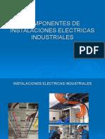 Componentes de Instalaciones Eléctricas Industriales