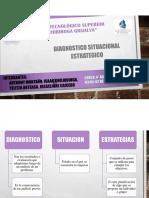 DIAGNOSTICO SITUACIONAL ESTRATEGICO