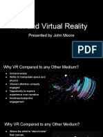 Art and Virtual Reality